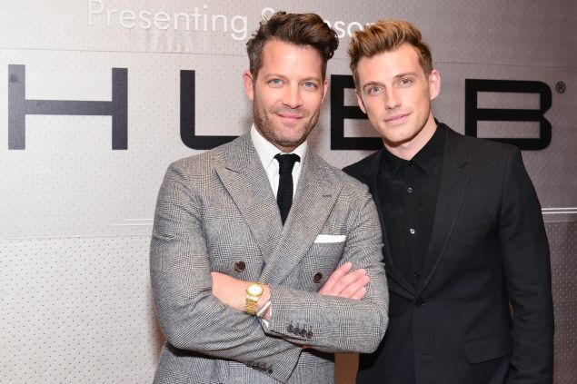 Nate Berkus and Jeremiah Brent just sold their stunning Fifth Avenue penthouse.