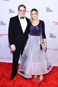 Matthew Broderick and Sarah Jessica Parker made it into the mega-mansion club.