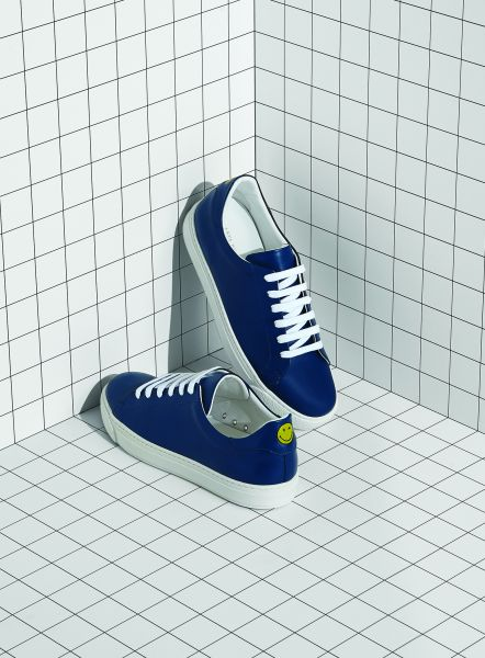 The sneakers from Anya Hindmarch's first men's offering