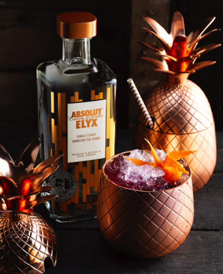 Absolut Elyx - Copper Pineapple V2 (1)
