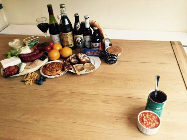 Brexit, summed up by photographer Anastasia Piviliasky.