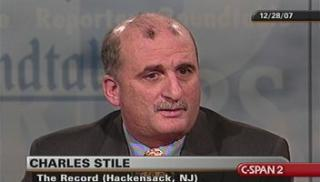 Veteran Record Columnist Charles Stile
