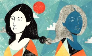 Two new memoirs offer a fresh twist on a typically fraught relationship.