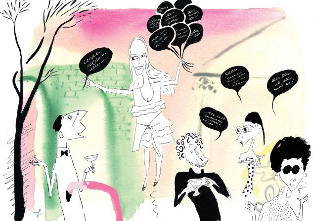 Conversation by Zebedee Helm