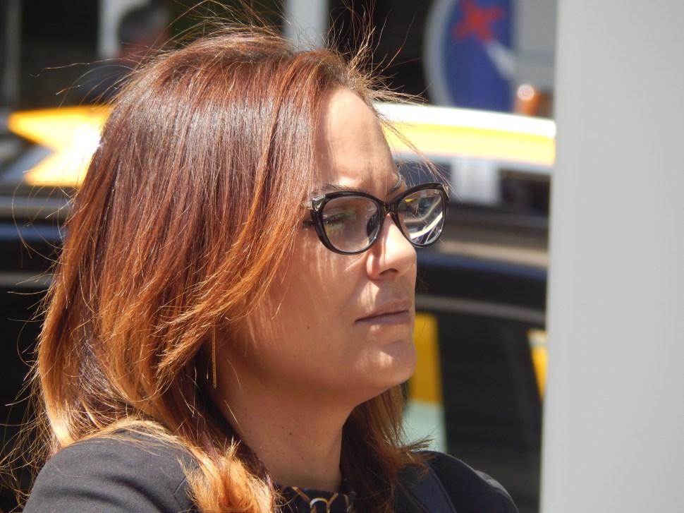 32BJ NJ Political Director Julie Diaz