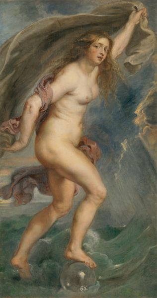 Peter Paul Rubens, Fortuna, (1636–38).