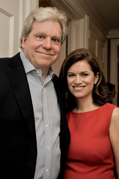 Joe Lockhart and Giovanna Gray Lockhart will be living in Tribeca while the Obamas occupy their D.C. abode.