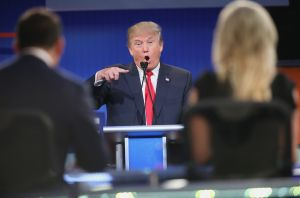 Donald Trump's high negative ratings do not appear to be going away.