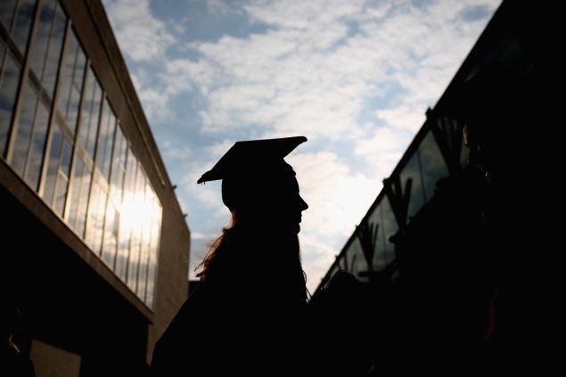 Lone Graduate