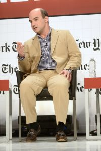 Peter Bach speaks onstage during The New York Times Health For Tomorrow Conference on May 29, 2014 in San Francisco, California.