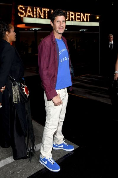 Mike D does fashion