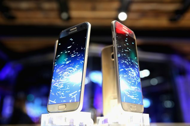 Samsung's newest addition to the Galaxy series, the S7