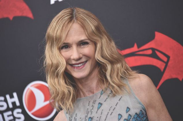 Holly Hunter's former Greenwich Village pad is up for grabs.