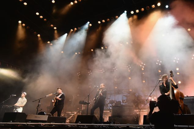 Mumford & Sons is among the list of performances eligible with Ticketmaster vouchers.
