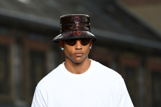 A Givenchy bucket hat