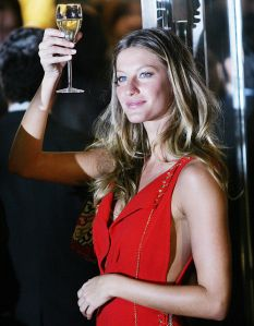 Champagne flutes forever!