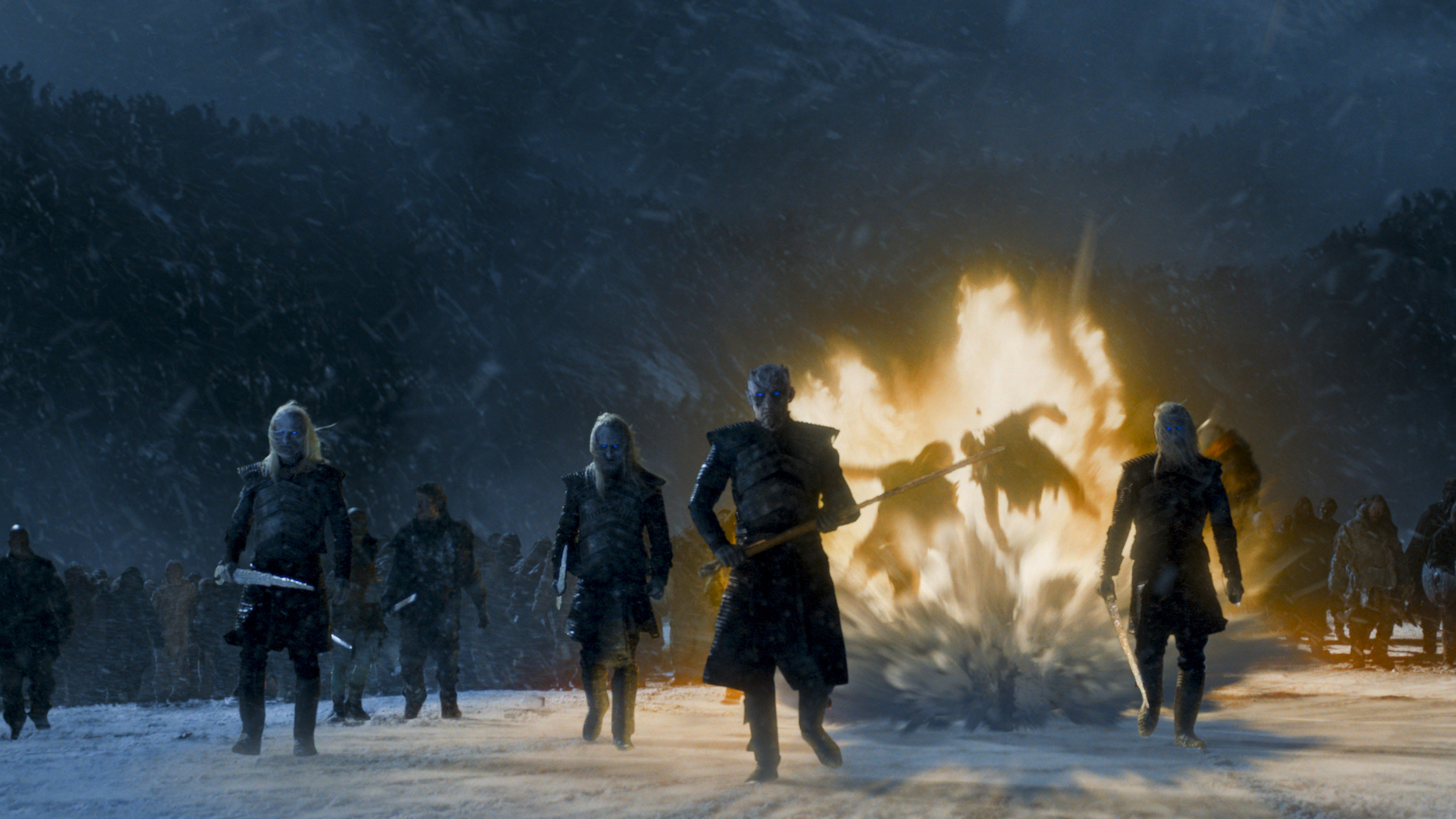 White Walkers is comin'.