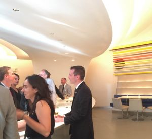 The Magyar Foundation of North American event at the Guggenheim Museum of Art.