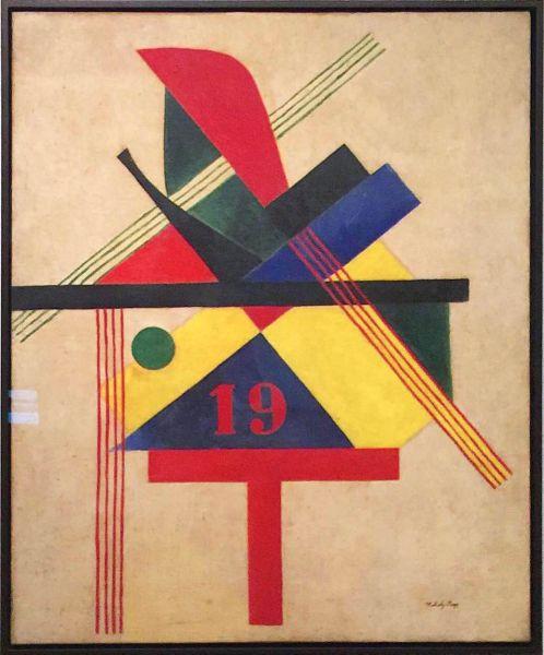 L��szló Moholy-Nagy, 19, 1921.