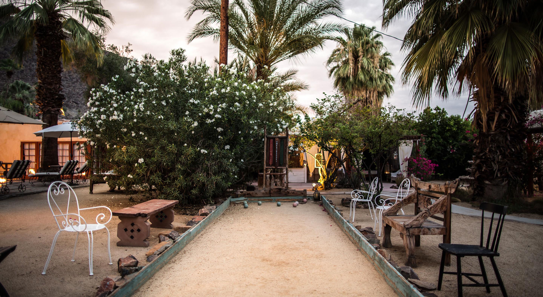 A peaceful Palm Springs getaway destination.