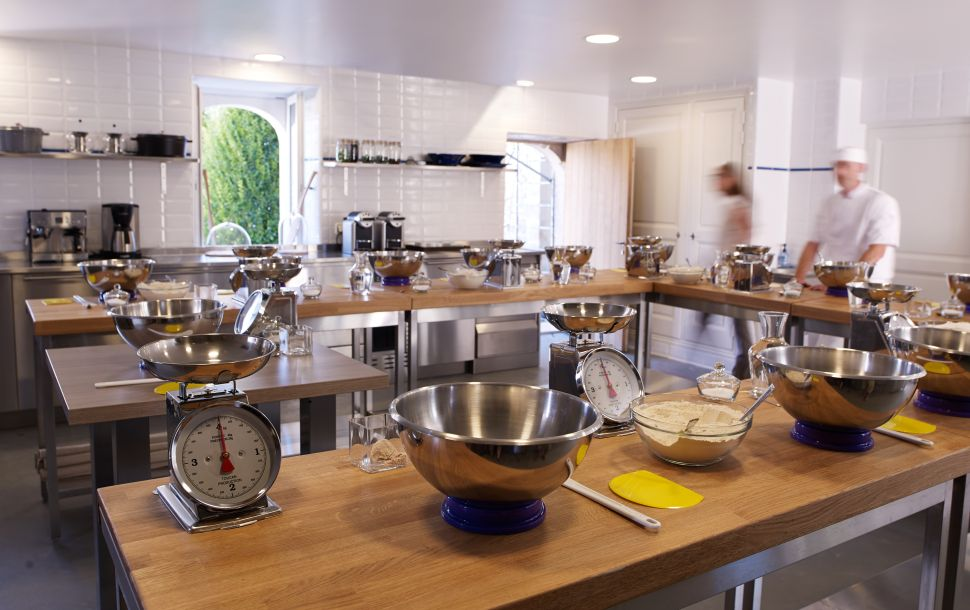 The Bakery at Le Logis