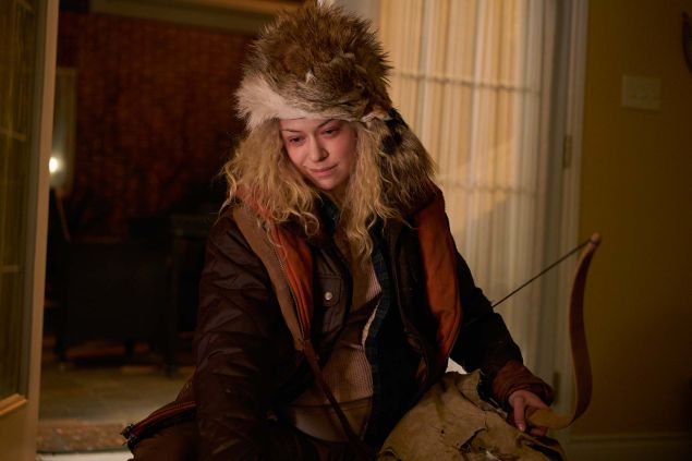 Tatiana Maslany as Helena.