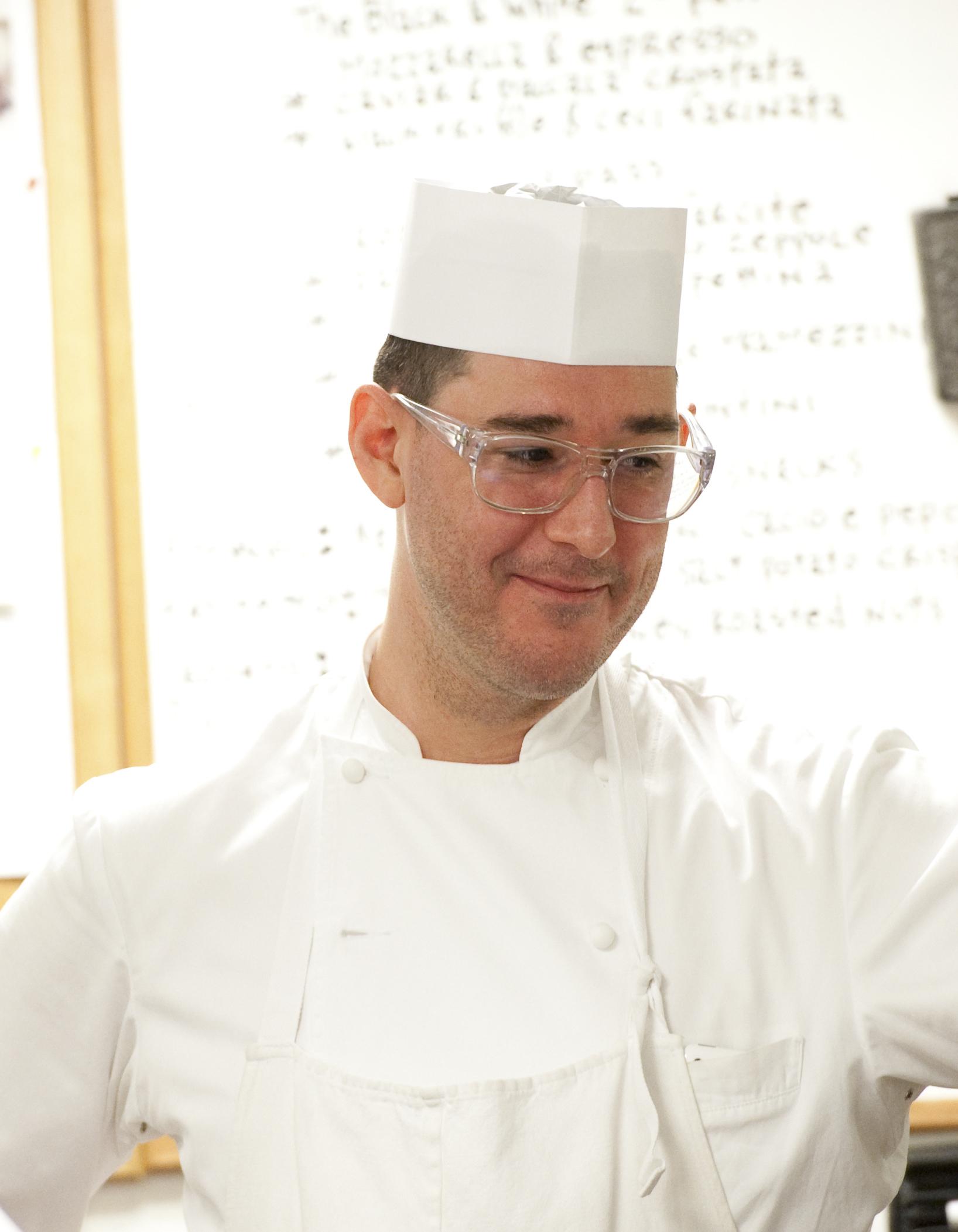 Chef Mark Ladner