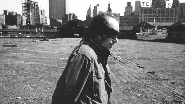Vito Acconci, Security Zone, 1971.