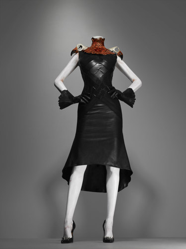 From 'Elect, Dissect' by Alexander McQueen. Photo: Metropolitan Museum of Art