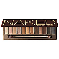This 12-palette eye shadow is perfect for beginners and makeup artists alike.