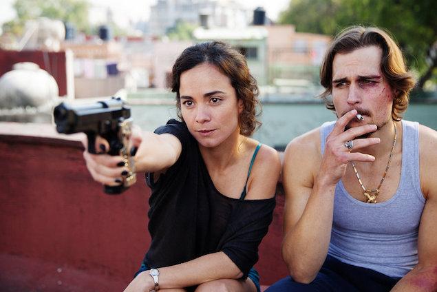 Alice Braga as Teresa Mendoza, Jon Ecker as Guero