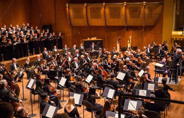 The New York Philharmonic.