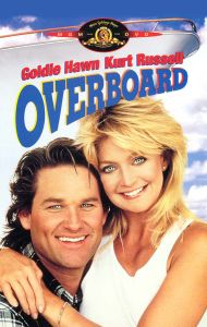 Overboard.