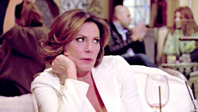Bethenny Frankel in The Real Housewives of New York City.