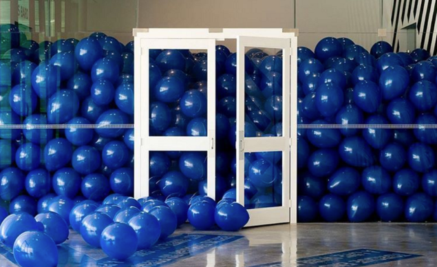 Balloons by Martin Creed.