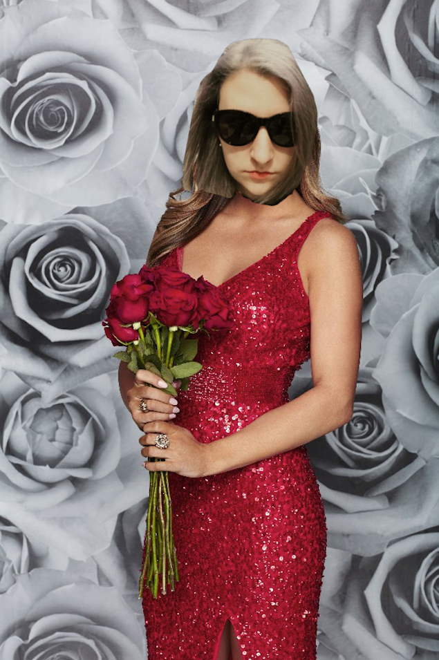 How about a Bachelorette who is COOL ENOUGH TO WEAR SUNGLASSES, ABC