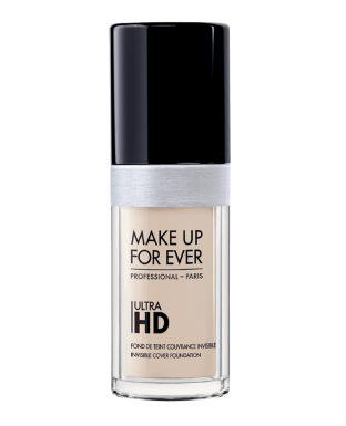 The foundation comes in more than 40 shades.