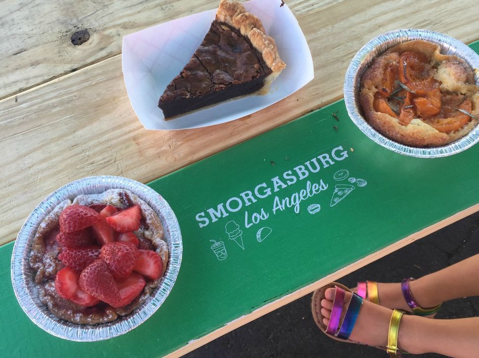 Rucker's Pie is one of Smorgasburg's standout vendors in L.A.