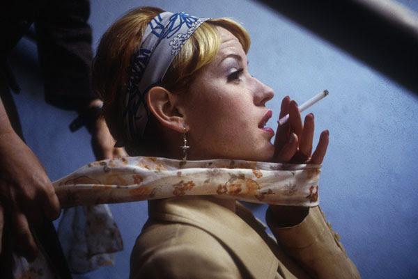 A still from Office Killer, 1997.