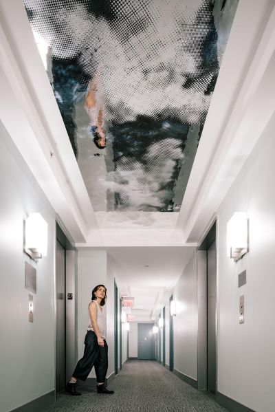 Ines Esnal, Vaho, Floor 27 66 Rockwell.