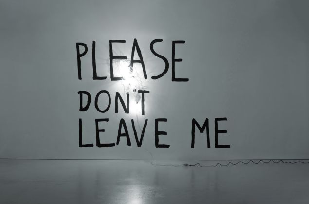Bas Jan Ader, Please don't leave me, 1969.