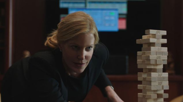 Anna Gunn in 'Equity.'