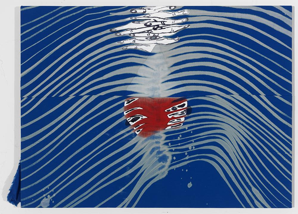 Molly Zuckerman-Hartung Untitled, 2015.