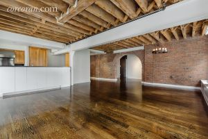 The Roosevelt offspring bought the three-bedroom loft in 2007.