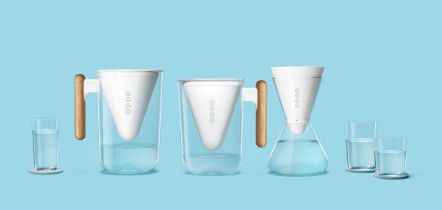 Soma just launched a new 48-ounce water pitcher.