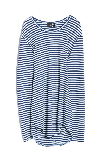 Salinon Striped Shirt