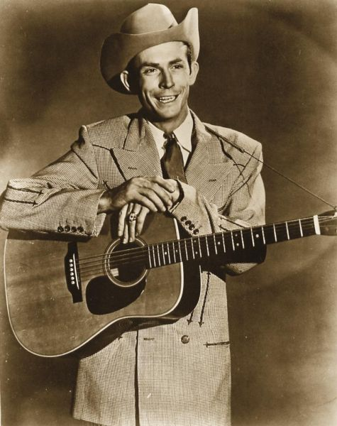 Hank Williams.