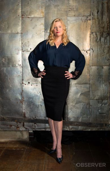 Anna Gunn will be starring in the new Wall Street thriller, Equity