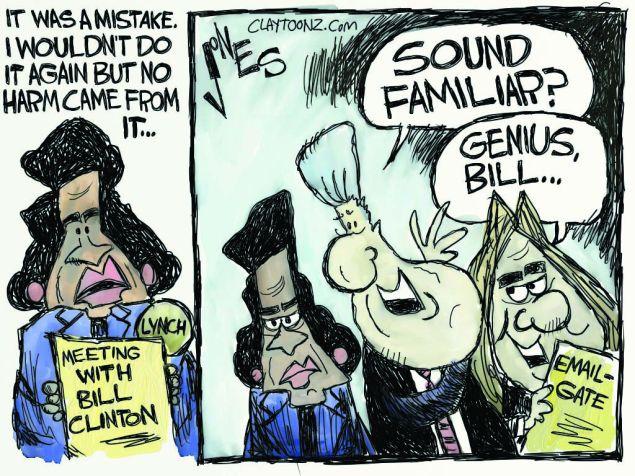 Sleazin' With Bill