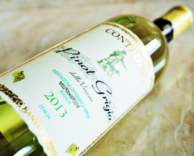 Crisp, refreshing, and cheap, Contadino Pinot Grigio is the perfect summer wine